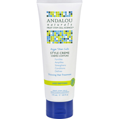HGR1514546 - Andalou NaturalsStyle Creme - Argan Stem Cells - 5.8 oz