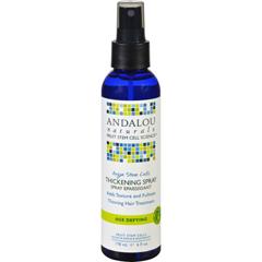 HGR1514561 - Andalou NaturalsThickening Spray - Argan Stem Cells - 6 oz