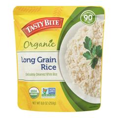 HGR1514892 - Tasty Bite - Rice - Organic - Long-Grain - 8.8 oz - case of 6