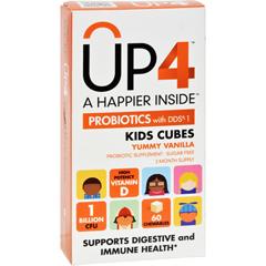 HGR1515246 - Up4Probiotics - DDS1 Kids Cubes - 60 Chewables