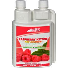 HGR1516970 - Liquid Health ProductsRaspberry Ketone Fat Burner GF - 32 oz