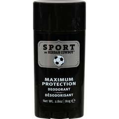 HGR1518976 - Herban CowboyDeodorant - Sport Maximum Protection - 2.8 oz