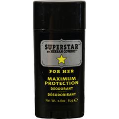 HGR1518992 - Herban CowboyDeodorant - Superstar for Women - 2.8 oz