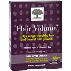 HGR1519065 - New NordicHair Volume - 30 Tablets