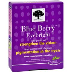 HGR1519073 - New NordicBlue Berry Eyebright - 60 Tablets
