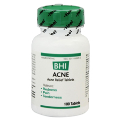 HGR1519958 - BHIAcne Relief - 100 Tablets
