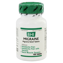 HGR1519982 - BHIMigraine Relief - 100 Tablets