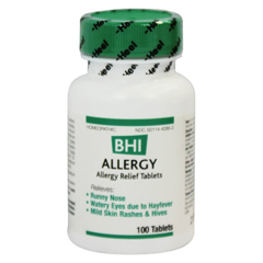 HGR1519990 - BHIAllergy Relief - 100 Tablets