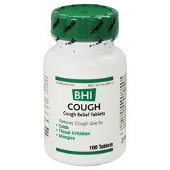 HGR1520055 - BHICough Relief - 100 Tablets