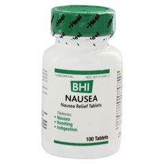 HGR1520097 - BHINausea Relief - 100 Tablets