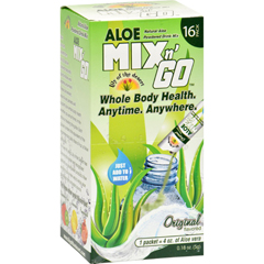 HGR1523737 - Lily Of The DesertLily of the Desert Aloe Drink Mix - Mix N Go Original - 16 Packets