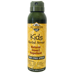 HGR1525260 - All TerrainHerbal Armor Natural Insect Repellent - Kids - Cont Spry - 3 oz