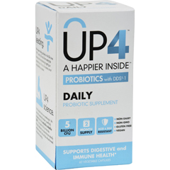 HGR1527241 - Up4Probiotics - DDS1 Daily - 60 Vegetarian Capsules