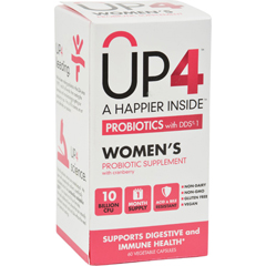HGR1527373 - Up4Probiotics - DDS1 Womens - 60 Vegetarian Capsules