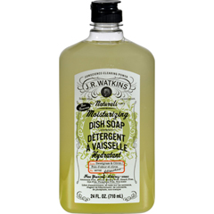 HGR1528066 - J.R. WatkinsDish Soap - Moisturizing - Sweetgrass and Citron - 24 fl oz
