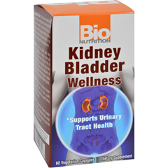 HGR1528892 - Bio Nutrition - Kidney Bladder Wellness - 60 Vegetarian Capsules