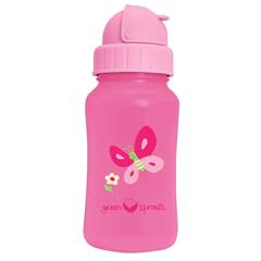 HGR1528983 - Green SproutsAqua Bottle - Pink - 1 ct