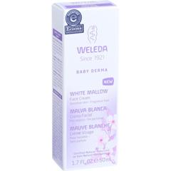HGR1529445 - WeledaFace Cream - Baby Derma - White Mallow - 1.7 oz