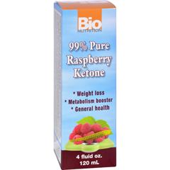 HGR1532936 - Bio NutritionInc Raspberry Ketone - 99% Pure - 4 fl oz
