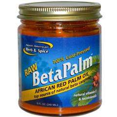 HGR1533231 - North American Herb and SpiceNorth American Hemp Company BetaPalm - Raw - 8 fl oz