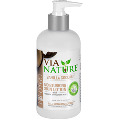 HGR1533744 - Via NatureLotion - Moisture - Vanilla Coconut - 8 fl oz