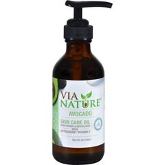 HGR1533876 - Via NatureCarrier Skin Care Oil - Avocado - 4 fl oz