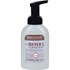 HGR1539329 - Mrs. Meyer'sFoaming Hand Soap - Lavender - Case of 6 - 10 fl oz