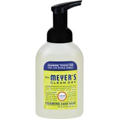 HGR1539337 - Mrs. Meyer'sFoaming Hand Soap - Lemon Verbena - Case of 6 - 10 fl oz