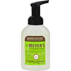 HGR1539345 - Mrs. Meyer'sFoaming Hand Soap - Apple - Case of 6 - 10 fl oz