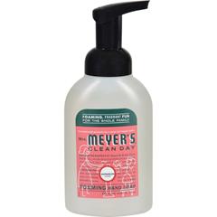 HGR1539360 - Mrs. Meyer'sFoaming Hand Soap - Watermelon - Case of 6 - 10 fl oz