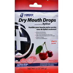 HGR1541366 - Hager PharmaDry Mouth Drops - Cherry - 2 oz