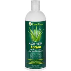 HGR1543875 - Real AloeLotion - Aloe Vera - 16 fl oz