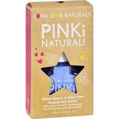 HGR1547561 - LunastarPinki Naturali Nail Polish - Little Rock (Powder Blue) - .25 fl oz