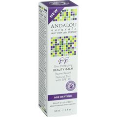 HGR1548254 - Andalou NaturalsSkin Perfecting Beauty Balm - Natural Tint SPF 30 - 2 oz