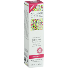 HGR1548494 - Andalou NaturalsEye Revive Contour Gel - 1000 Roses - .6 oz
