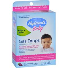 HGR1548510 - Hyland'sHomeopathic Baby Gas Drops - 1 fl oz