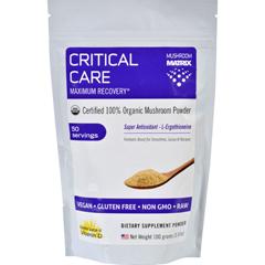 HGR1551399 - Mushroom MatrixCritical Care Matrix - Organic - Powder - 3.57 oz