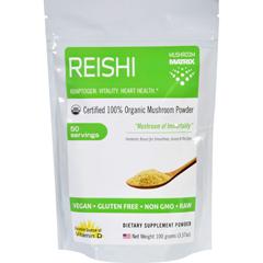 HGR1551506 - Mushroom MatrixReishi - Organic - Powder - 3.57 oz