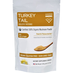 HGR1551563 - Mushroom MatrixTurkey Tail - Organic - Powder - 3.57 oz