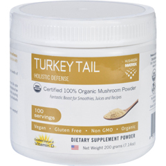 HGR1551571 - Mushroom MatrixTurkey Tail - Organic - Powder - 7.14 oz
