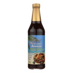 HGR1552330 - Coconut Secret - Seasoning Sauce - Coconut - Case of 6 - 16.9 Fl oz..