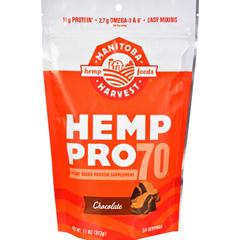 HGR1554294 - Manitoba HarvestHemp Pro 70 - Chocolate - 11 oz