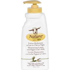 HGR1554674 - Nature By CanusLotion - Goats Milk - Nature - Olive Oil Wht Prot - 11.8 oz