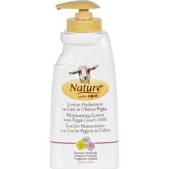 HGR1554690 - Nature By CanusLotion - Goats Milk - Nature - Original Formula - 11.8 oz