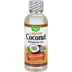 HGR1555077 - Nature's WayLiquid Coconut Oil - 10 oz