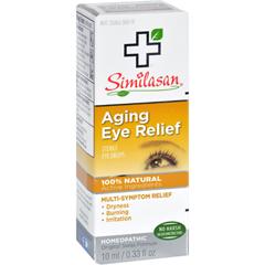 HGR1555630 - Similasan - Eye Drops - Aging Relief - .33 fl oz
