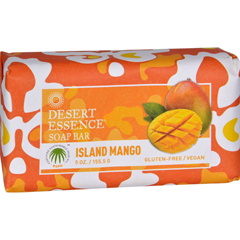 HGR1556539 - Desert EssenceBar Soap - Island Mango - 5 oz