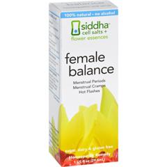 HGR1557040 - Sidda Flower EssencesFemale Balance - 1 fl oz