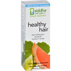 HGR1557057 - Sidda Flower EssencesHealthy Hair - 1 fl oz