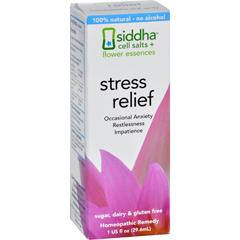 HGR1557131 - Sidda Flower EssencesStress Relief - 1 fl oz